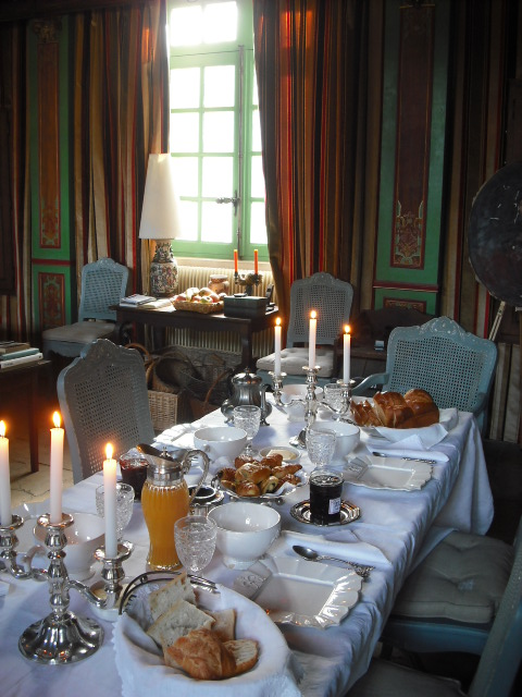 Chambres D Hotes Au Chateau D Ailly
