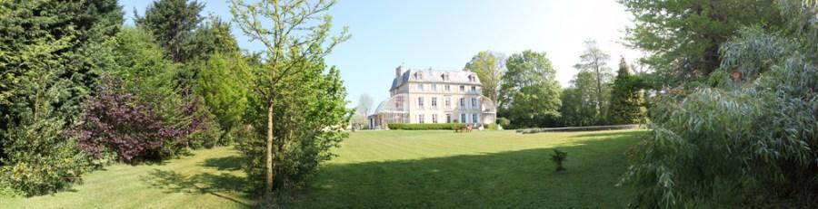 Château extérieur