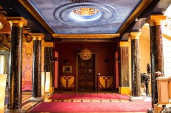 L'entrée du Grand Salon