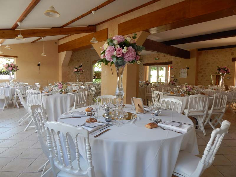 location salle mariage 33240