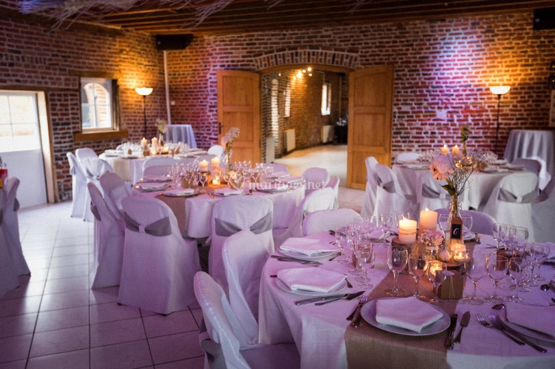 location salle mariage 41