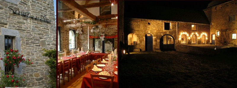 location salle mariage theux