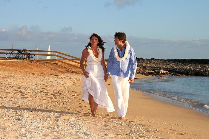 organisation mariage hawaii