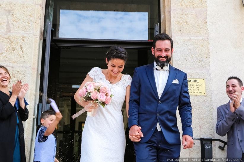 organisation mariage mairie