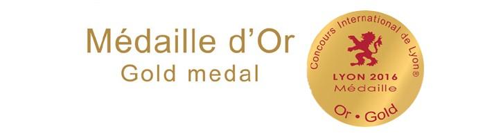 Médaille d'Or Excelsius 2013