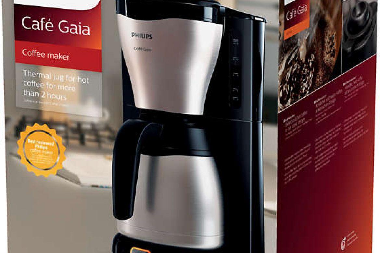 Avis machine à café Philips Gaia HD7546/20