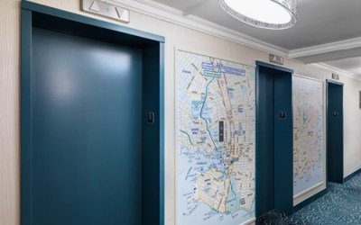 Elevator Modernization Project Complete!
