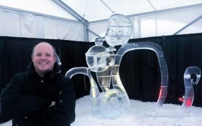 Chef de Cuisine, Mike Dunlop: The Iceman