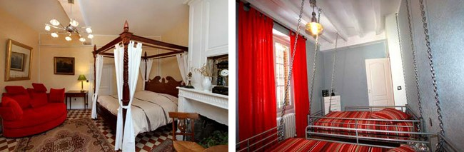 bedrooms in inn bed and breakfast chateau de vaugrignon esvres centre chateaux france places to stay
