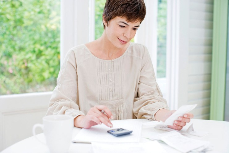 woman financial advisor and Loving Your Job