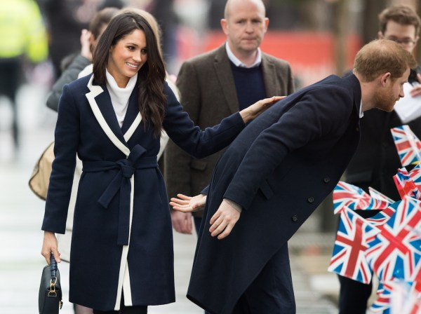 Did The Queen Order Meghan And Harry To Stop Their PDAs?