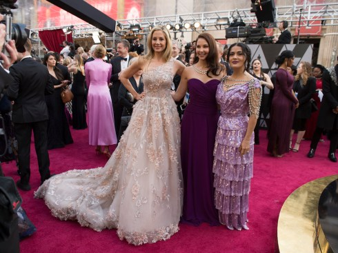 Image result for oscar 2018 red carpet