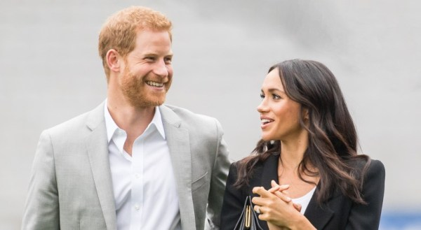 Will Meghan Markle & Prince Harry's Baby Get A Royal Title ...