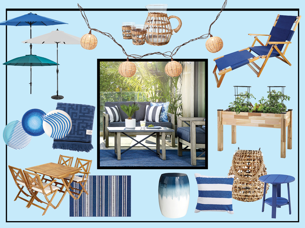 25 Backyard Decorating Ideas For Summer 2020 | Chatelaine on Backyard Decor Canada id=77676