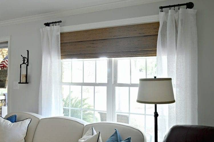 easy diy curtain rods chatfield court
