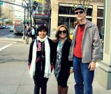 Lisbeth Hickey and Family