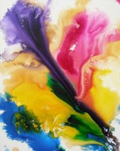 Joey painting 1