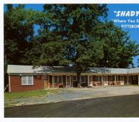 Shady Rest Motel in its glory