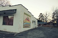 """The Shady Rest Motel was inspiration for Motel 3 in """"Wedding Bell Blues"""""""