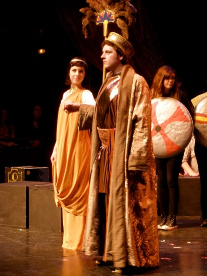 Pericles Prince of Tyre Fall Festival of Shakespeare CHS 2009