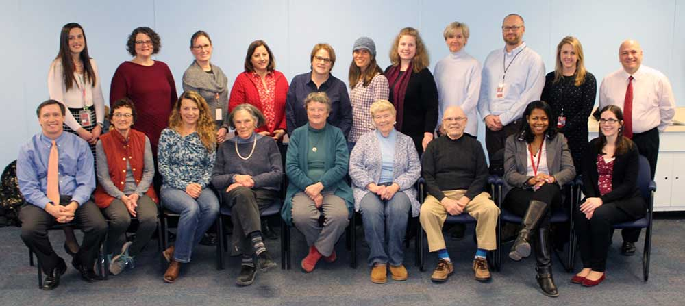 Chatham Education Foundation members