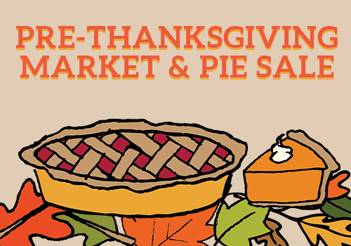 Thanksgiving Farmer's Market