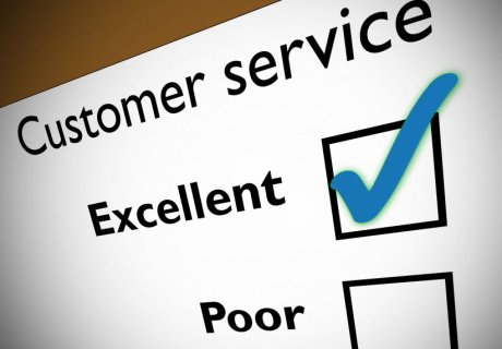Excellent Customer Service with Live Chat