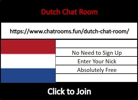 dutch chat room