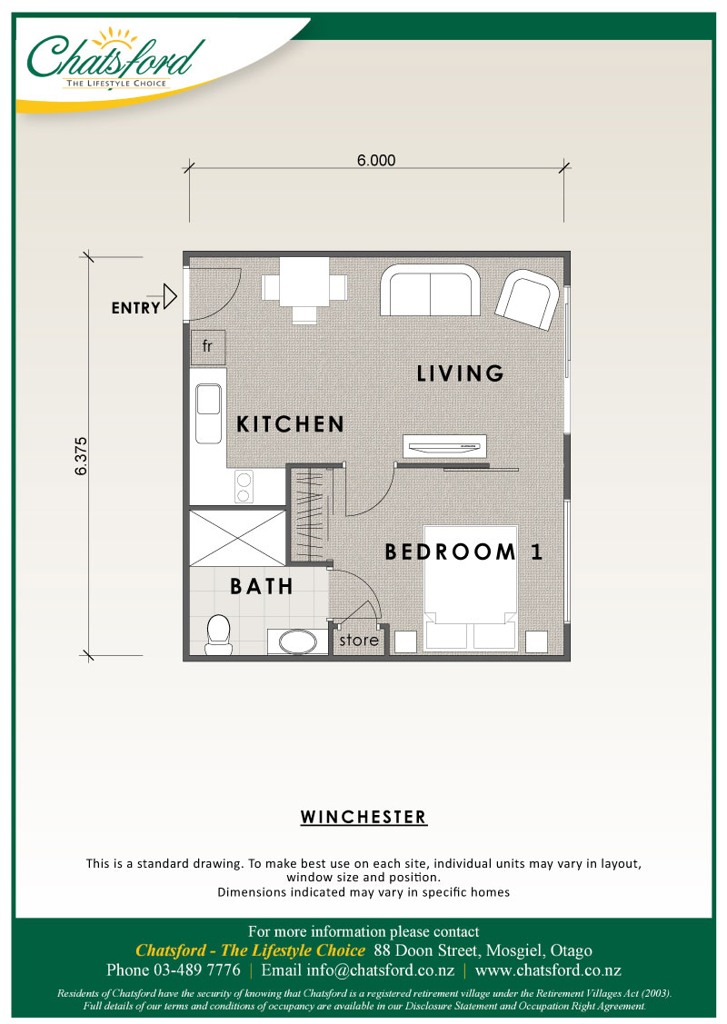Kitchen Floor Plans Nz