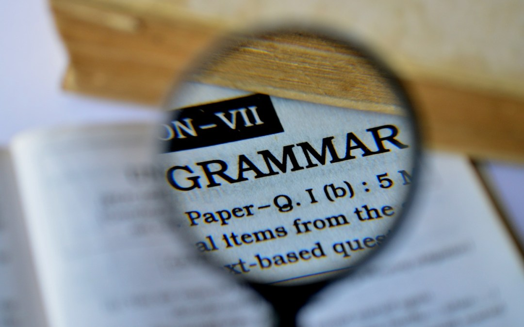 What grammar rules do you know but break, and why? The Grammar Factor