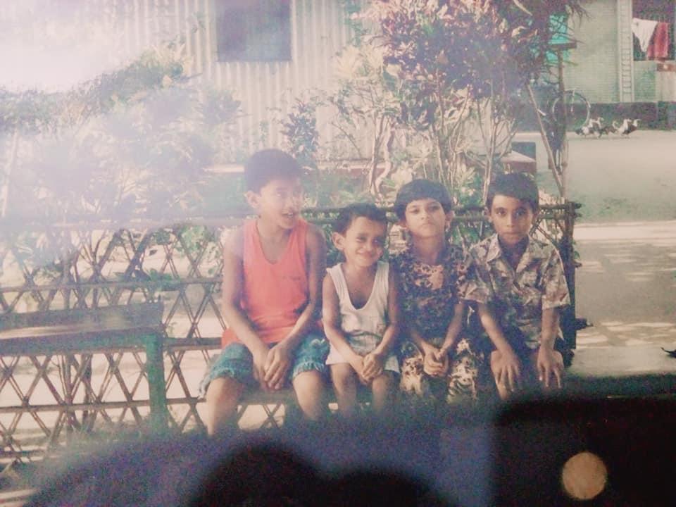 Chatsifieds Shfayet Ali old memories 2