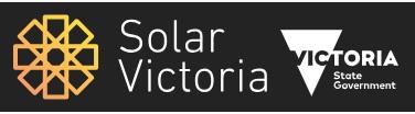 Solar Victoria solar panel rebate