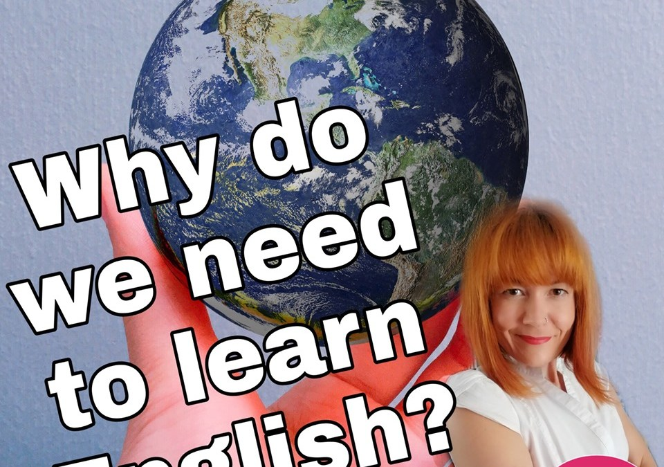 Why do we need to learn English? | English Time Ask Elo