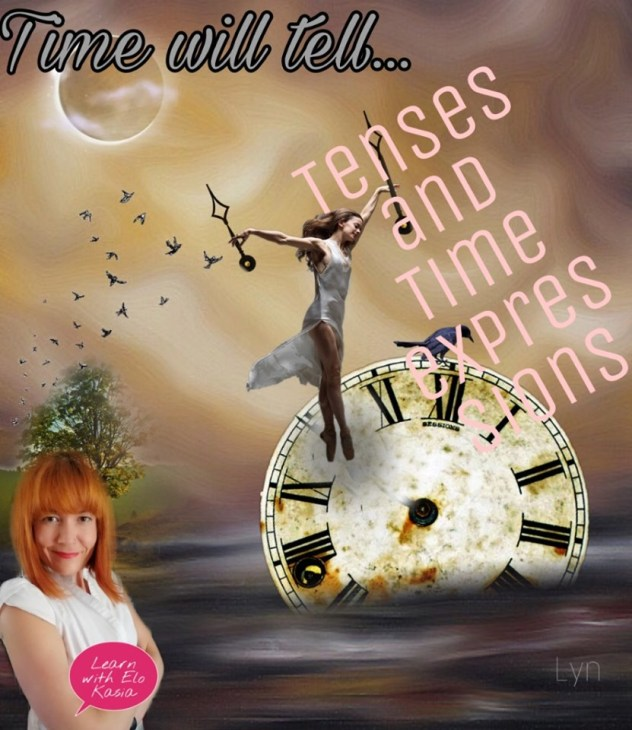 Using Time Expressions and Tenses in English