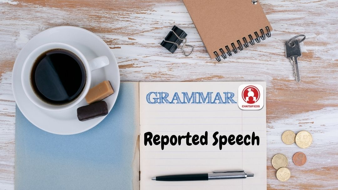 English Reported Speech Online Test