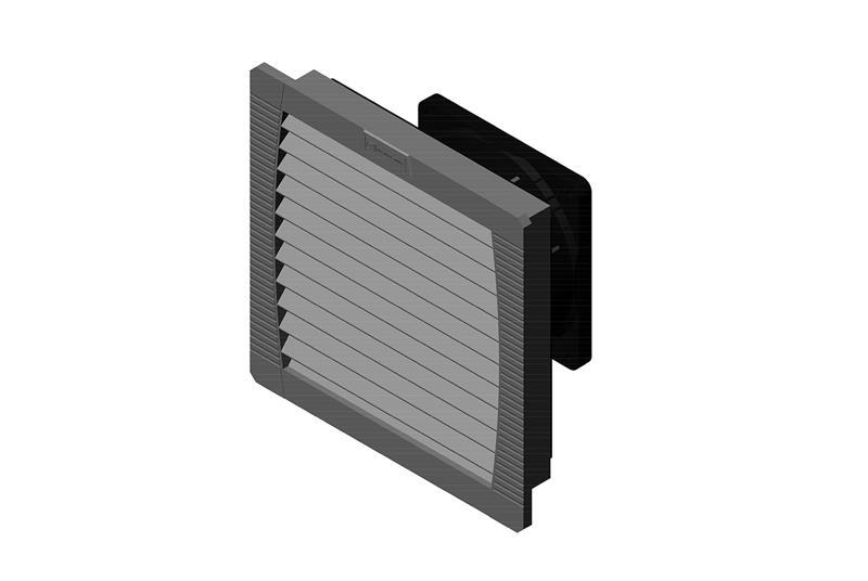 rmr modular enclosure filter exhaust