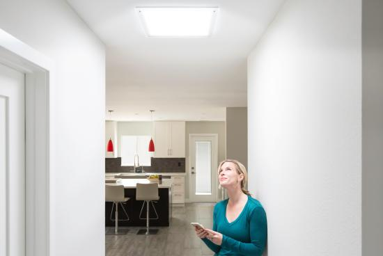 a woman inside the simple house | Chattanooga Home Inspector | home improvement projects Chattanooga