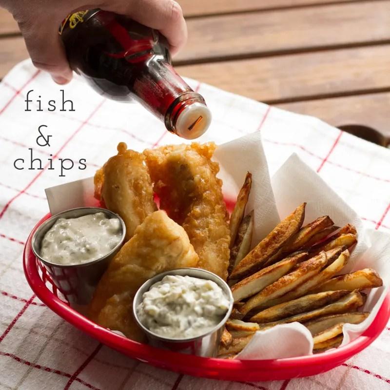 fish & chips | chattavore