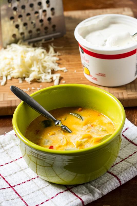 summer squash soup   chattavore