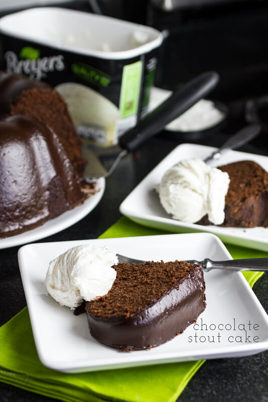 chocolate stout cake | chattavore