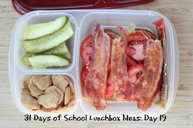 31 Days of School Lunches on $5Dinners.com
