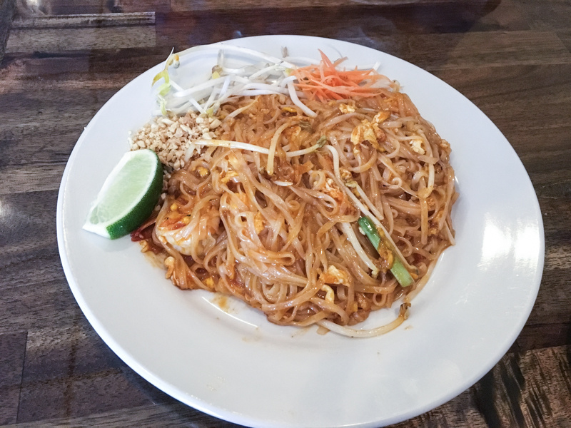 Thai Chili Asian Bistro serves excellent Thai food in Ooltewah, Tennessee! | Restaurant Review from Chattavore.com