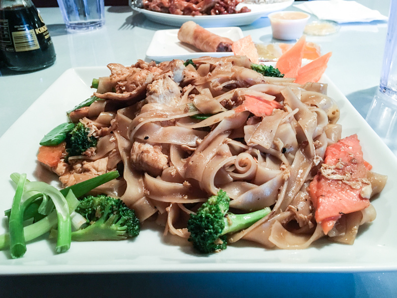 58 Teriyaki Grill is one of the great restaurants in Chattanooga to get delicious teriyaki, hibachi, or Thai food! | restaurant review from Chattavore.com