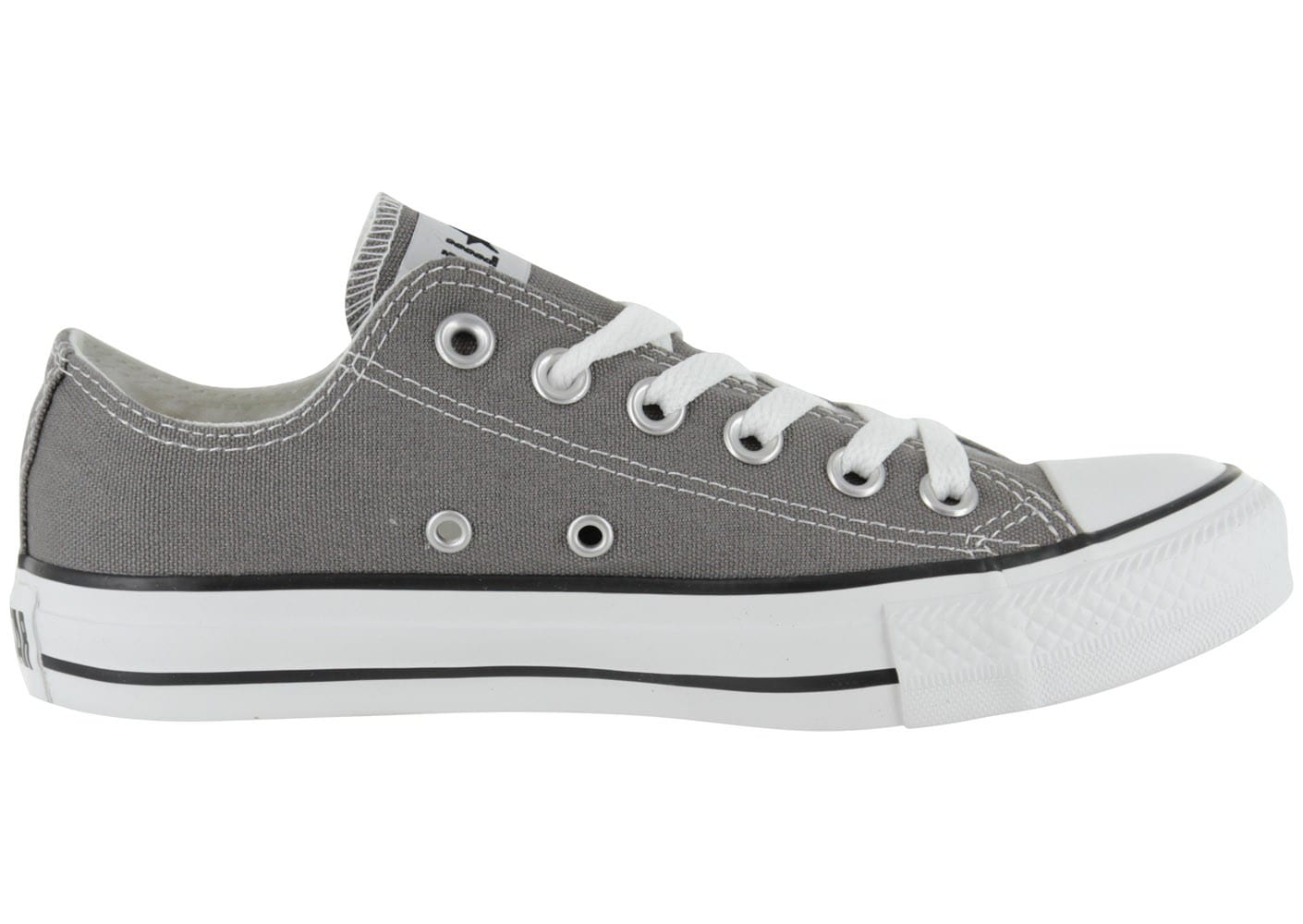 Converse Chuck Taylor All Star Basse Grise Chaussures
