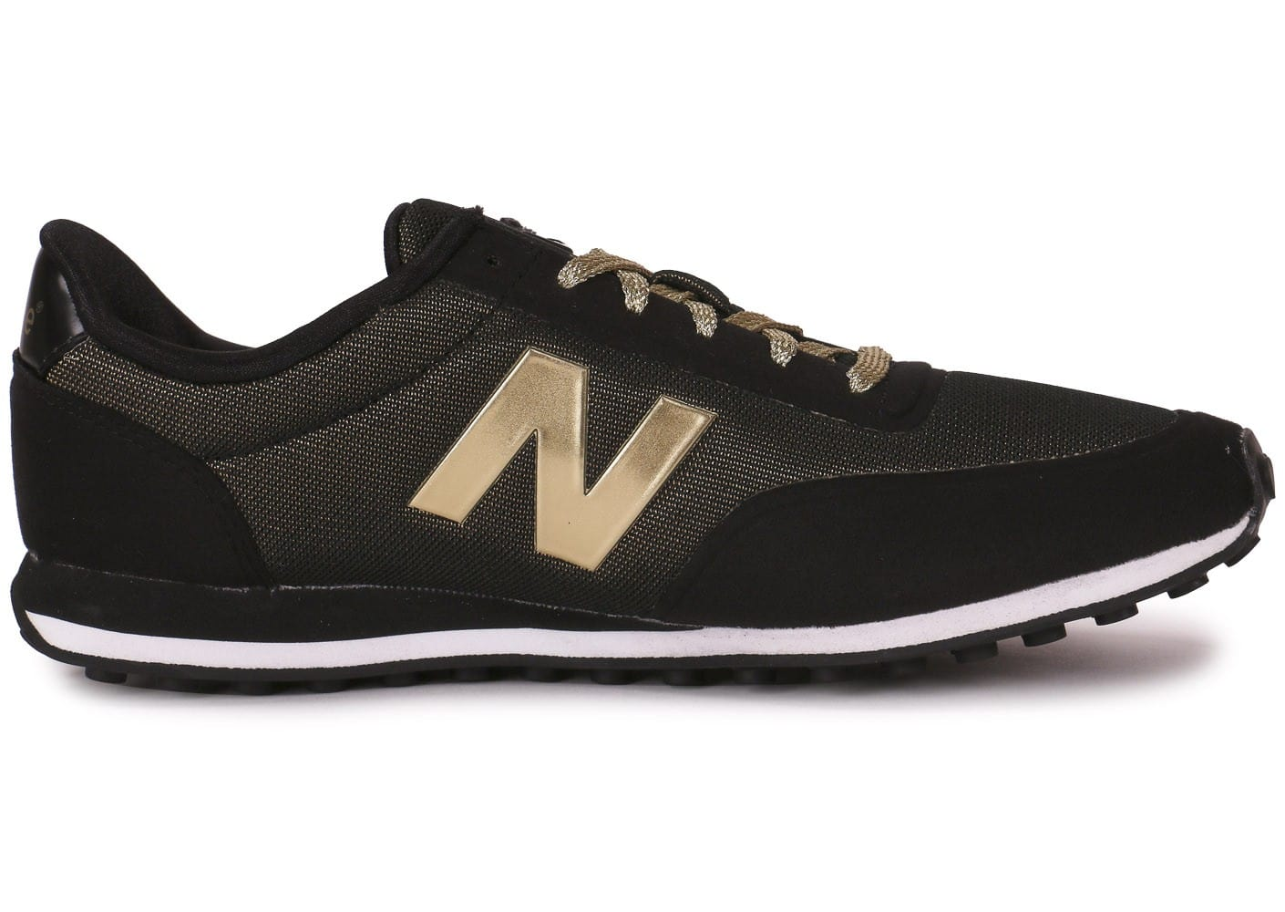 New Balance Wl410 Noir Et Or Chaussures Chaussures