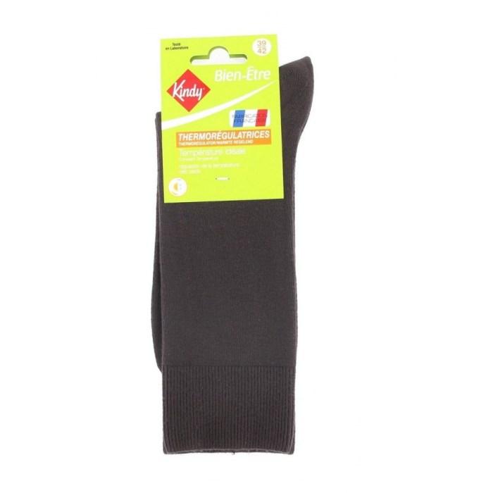 Chaussettes thermorégulatrices