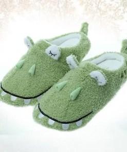 chausson crocodile enfant