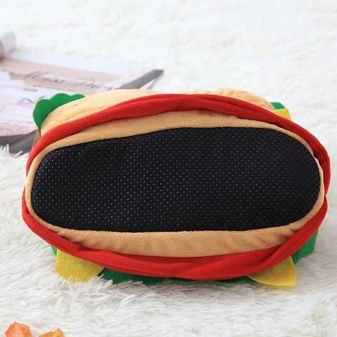 chausson hamburger semelle