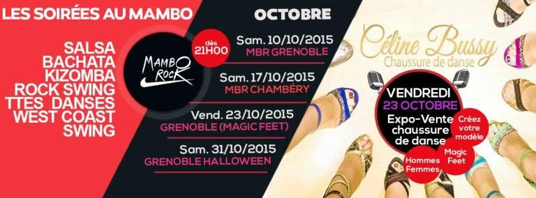 RDV vendredi 23 octobre à Grenoble