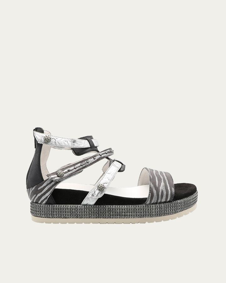 Sandale Calvi bleue